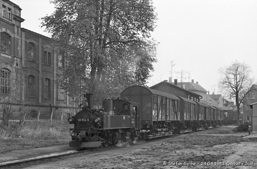 99 1574 am 24.04.1983 in Oschatz S�d